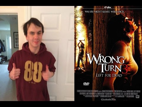 Wrong Turn Wednesday: Wrong Turn 3: Left For Dead (2009) Movie Review.