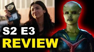 Supergirl Season 2 Episode 3 Review aka Reaction by Beyond The Trailer
