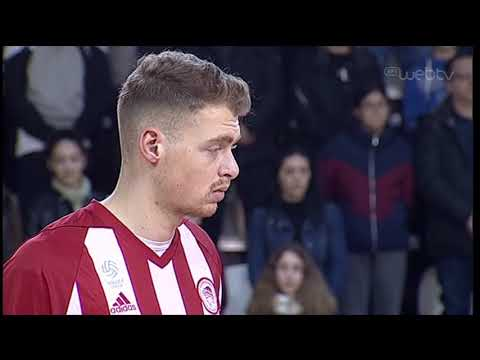 Volley League: Ο.Φ.Η – ΟΛΥΜΠΙΑΚΟΣ   31/01/2020   ΕΡΤ