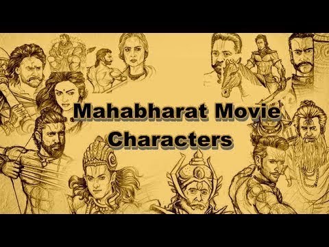 Video Upcoming Mahabharata movie star cast directed by S.S.Rajamouli download in MP3, 3GP, MP4, WEBM, AVI, FLV January 2017