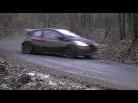 Peugeot 208 Proto Test Day 2 by Dytko Sport