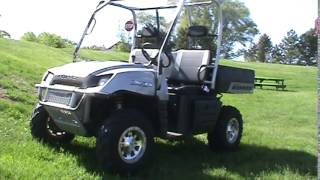 2. 2007 Polaris Ranger XP Limited Edition
