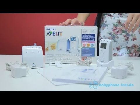 Philips Avent SCD 525 Video Testbericht