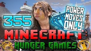 Minecraft: Hunger Games w/Mitch! Game 355 - POWER MOVE SQUAD!
