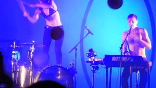 Video Matt and Kim - It's Alright (LIVE) MP3, 3GP, MP4, WEBM, AVI, FLV Agustus 2018