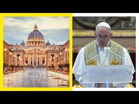 2020-04-12 2020-04-12 Ferenc pápa Húsvétvasárnapi Urbi et Orbi áldása