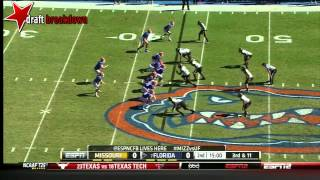 Kony Ealy vs Florida (2012)