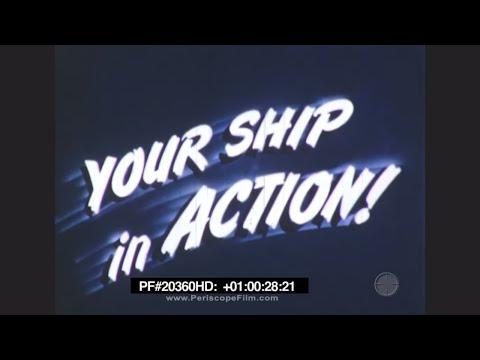 """""""Ваш Корабль в Действии""""; Вторая Мировая война"""