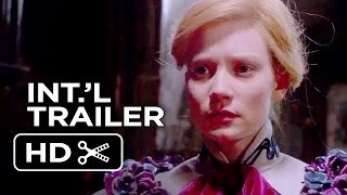 Nonton Crimson Peak Official International Trailer #1 (2015) - Tom Hiddleston, Mia Wasikowska Movie HD Film Subtitle Indonesia Streaming Movie Download