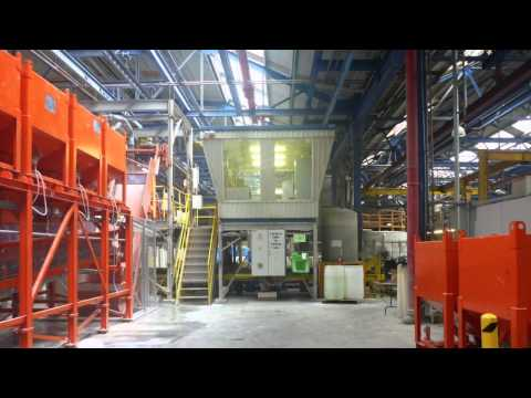 IceStone Factory Tour