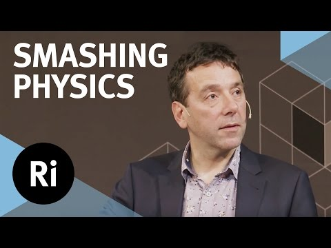 smashing - CERN physicist Jon Butterworth gives his inside account of the hunt for the Higgs, followed by a Q&A with Brain Cox. Click here to subscribe for more science...