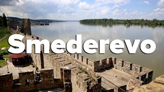 The Medieval Fortress of Smederevo, Serbia http://davidsbeenhere.com David's Been Here is traveling through Serbia in search...