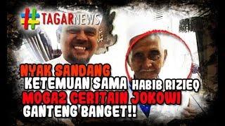 Video Nyak Sandang Ketemu Riziq di Mekah, Mudah mudahan Cerita Jokowi Ganteng Banget MP3, 3GP, MP4, WEBM, AVI, FLV November 2018