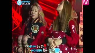 [엠카 비하인드] 소녀시대 제시카