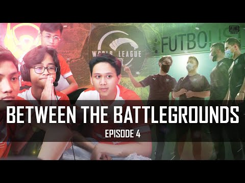 Between The Battlegrounds EP4 - Be Focused | Documentary Ft. Bigetron RA and Futbolist