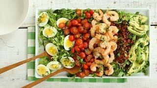 Shrimp Cobb Salad - Everyday Food with Sarah Carey by Everyday Food