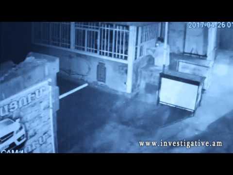 Գողություն Երևանում գտնվող կրպակներից մեկից (տեսանյութ և լուսանկարներ)