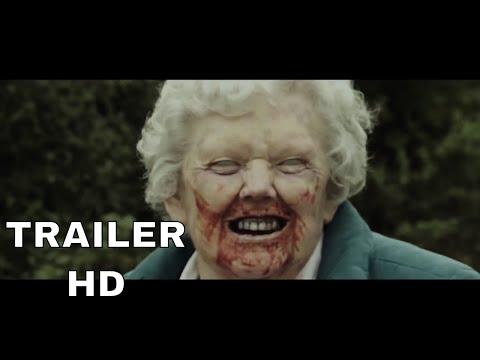 GRANNY OF THE DEAD Trailer HD (2017) Horror, Comedy Movie