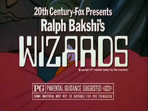 Wizards - Official DVD & Blu-ray Trailer