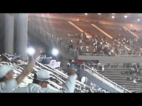 Video - Así entra La Banda de Fierro en Mardel - La Banda de Fierro 22 - Gimnasia y Esgrima - Argentina