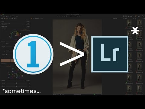 Why Capture One is Better Than Lightroom... Sometimes.