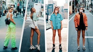 HUGE Tokyo Vintage Thrifting Try On Haul! | MyLifeAsEva by MyLifeAsEva