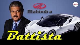 mahindra batista 2019, महिंद्रा की कंपनी लाई दुनिया की सबसे तेज कार, 2 सेकंड में 100KMPH.