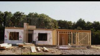House 10 Construction Time Lapse