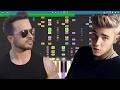 IMPOSSIBLE REMIX - Despacito - Piano Version - Luis Fonsi, Daddy Yankee ft.  Justin Bieber