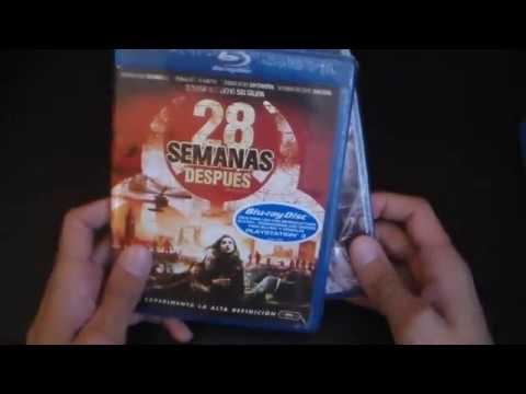 Unboxing: 28 Días Después / 28 Semanas Después (Blu-ray)