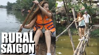 Saigon Travel: BINH QUOI TOURIST VILLAGE. Vietnam 2015