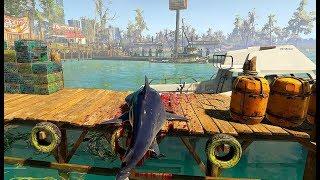 Man Eater - Exclusive Gamescom 2019 Gameplay (New Open World Shark Game 2019)