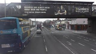 Drumcondra Ireland  city photo : Number 16 Bus Route - Shantalla Road to Drumcondra, Dublin