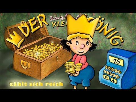 Der kleine König zählt sich reich – My Treasure – aus dem Sandmännchen