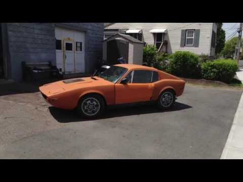 Saab Sonett 3 First look at the '74 Saab Sonett III