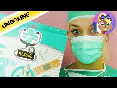 Jouer au docteur | Devenir docteur grâce au déguisement pour enfant