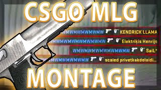 CS:GO MLG MONTAGE (VAC BAN?)