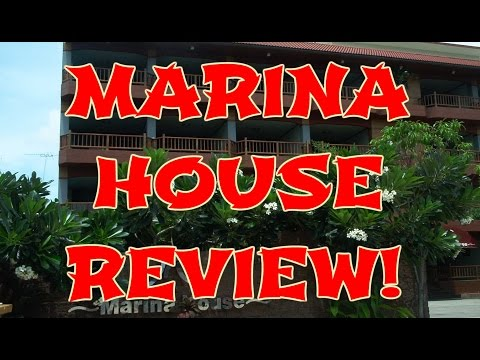 Review of Marina House Hotel, Pattaya Thailand – OscarInAsia