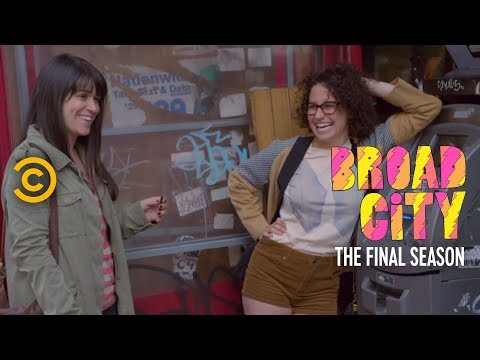 Sprint to the Finish: The Final Season Is Coming - Broad City