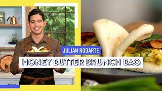 Honey Butter Breakfast Bao | Julian Rodarte by Tastemade