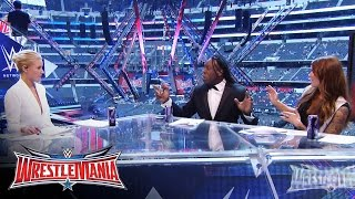 Nonton Lita  Booker T And Renee Young Welcome The Wwe Universe To Wrestlemania  Wrestlemania 32 Kickoff Film Subtitle Indonesia Streaming Movie Download