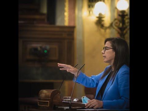 Réplica de Ana Vázquez al Ministro del Interior