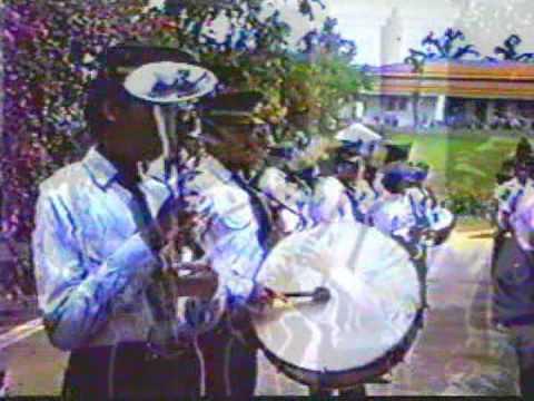 BANDA MUSICAL DOM LUIZ DE BRITO - TAQUARITINGA DO NORTE PE 1984/1985.