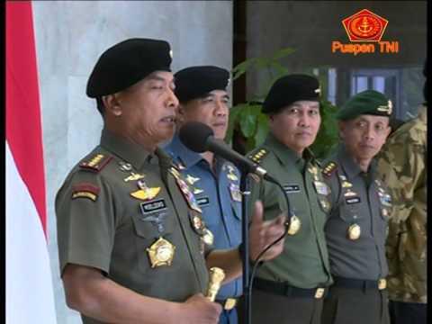 Panglima TNI : Gubernur Mitra Strategis TNI