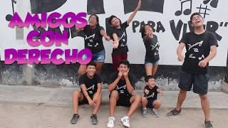 Amigos con derecho - Reik, Maluma | Aprende Fácil DTL