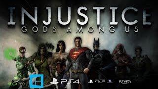 Injustice Gods Among Us Pelicula Completa Español 1080p  Full Movie  Game Movie  JLA Elseworlds