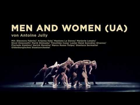 MEN AND WOMEN (UA) von Antoine Jully - Premiere 12.03.2017