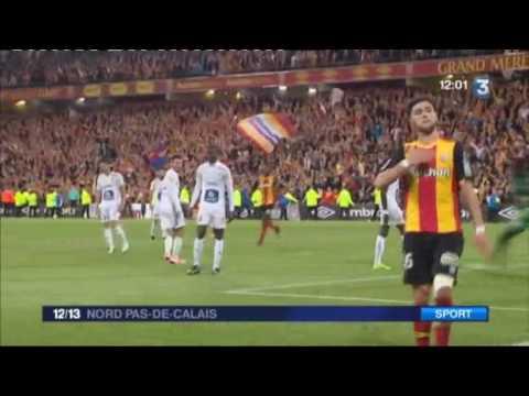 Lens reste en Ligue 2 : retour sur une soirée cauchemardesque