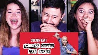 Video FAIRNESS CREAMS ARE R@CIST   Sorabh Pant   Comedy   Reaction! MP3, 3GP, MP4, WEBM, AVI, FLV Desember 2018