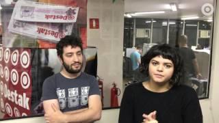 Gabi Ferreira e André Sollitto falam sobre Haim, Beach House e Public Service Broadcasting no Escuta Aí dessa semana!